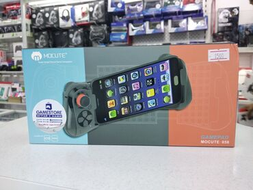 блютуз джойстик для телефона в Кыргызстан: Блютуз джойстик для смартфона Brand: mocute Model: mocute 058