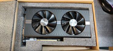 Продаю Sapphire Nitro+ RX 570 4gb 256bit в идеальном состоянии на