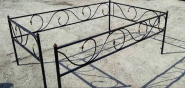 Услуги - Маевка: Изготовление оградок, Изготовление крестов | Металл | Установка