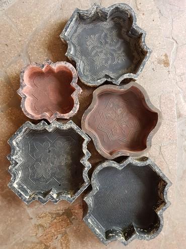 Брусчатка плитка работа - Кыргызстан: Продаю б/у оборудование и резиновые формы в отличном состоянии для