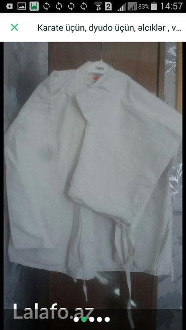 Bakı şəhərində Karate üçün  kimano