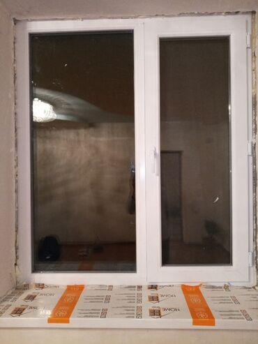 ustanovka windows s vyezdom na domu в Кыргызстан: Металлопластиковые и Алюминиевые окна, двери, перегородки, витрины