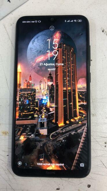 bu azlitrajlı avtomobili dəyişirəm - Azərbaycan: İşlənmiş Xiaomi Redmi Note 8 64 GB qara