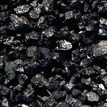 Уголь и дрова - Бостери: Продаю уголь 3тонны, отборный, крупный (Кара-Жыра) можно мешками