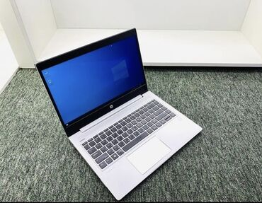 Ноутбуки и нетбуки - Бишкек: Ультрабук Hp-модель-Probook-процессор-AMD Ryzen