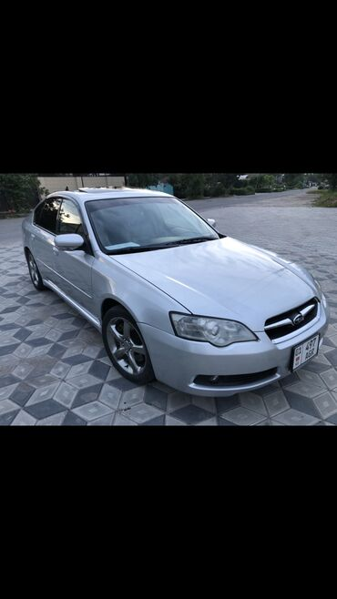 Автомобили - Кыргызстан: Subaru Legacy 3 л. 2004 | 100000 км