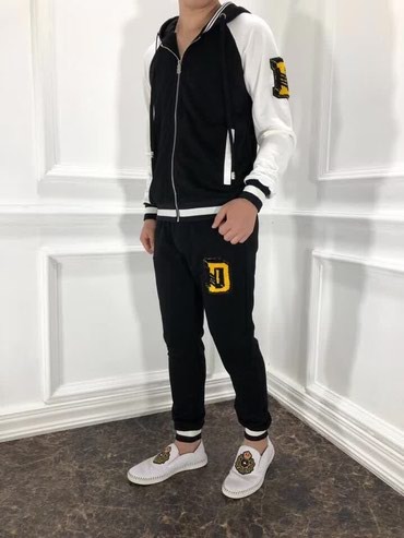 Спортивный костюм Dolce Gabbana. Шикарная в Бишкек