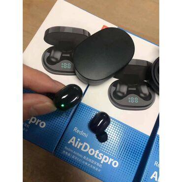 Airdotspro новинка лучшего качествоБеспроводные наушники С гарантией