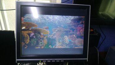 Монитор диагональ-12 шнур Vga и питания в комплектеUPH HYT-0 LCD