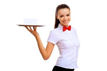 Требуются официанты девушки в Бишкек