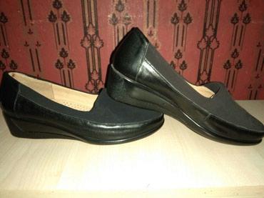 размер 37 маломерки в Кыргызстан: Продаю женские осенние туфли, новые, Леон, размер 38, маломерки на 37