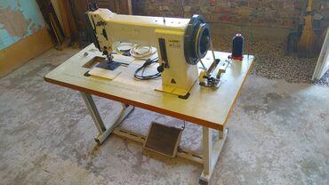 промышленный пылесос бишкек in Кыргызстан   ПЫЛЕСОСЫ: Продаю китайскую промышленную швейную машину. Двухнитка