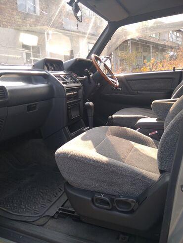Mitsubishi Pajero 2.8 л. 1995