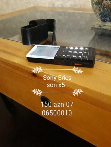 Bakı şəhərində Sony ericsson x5