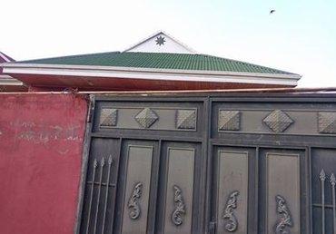 Bakı şəhərində Zabrat qesebesinde,1. 8 sot torpaq sahesinde,temirli cut das 7 das