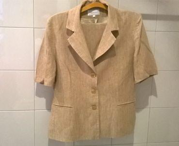 Κοστούμι γυναικείο καλοκαιρινό Νο.42Μεταχειρισμένο σε άριστη κατάσταση