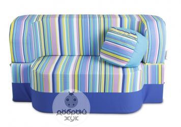 Бескаркасный диван—кровать. Ищете необычную, современную, а главное –