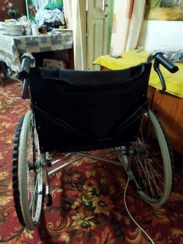 3 объявлений: Инвалидная коляска с биоуолетом складная прошу 14 окончательно