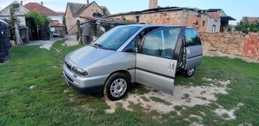 Vozila - Indija: Fiat Ulysse 2 l. 2001 | 270000 km