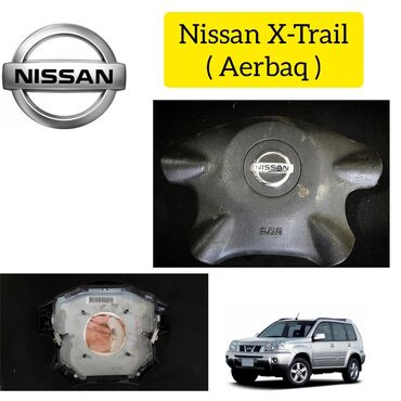 Nissan X-Trail aerbaqi. Biri 100 azn. Sumqayitdadi