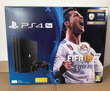 selling a brand new ps4 pro with box new in Kathmandu