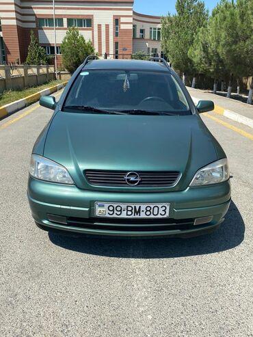 avtomobil ucun soyuducu - Azərbaycan: Opel Astra 1.8 l. 1998 | 243000 km
