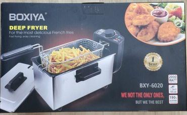 Bakı şəhərində Kartof fri aparati