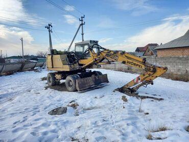Хоппер ковш - Кыргызстан: Продаётся не рабочий экскаватор, два ковша