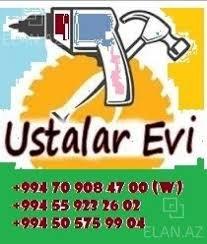 Bakı şəhərində Usta Çağrı mərkəzi. Xidmət. Salam həır vaxtınız xeyir! Sizə aşağıda