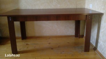 деревянный кухонный стол в Азербайджан: Mebel-stol 150azn  Мебель-стол 150 азн  Embawood