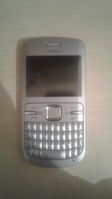 Gəncə şəhərində Nokia C3 telefonu satilir.İdeal veziyetdedir.Telefonun