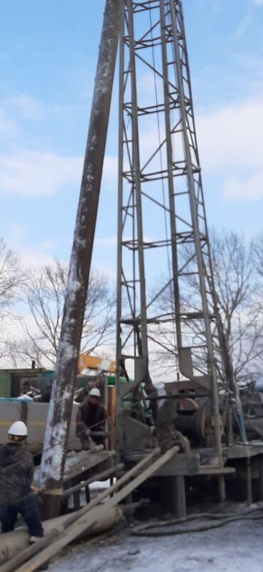 Отдых на Иссык-Куле - Ат-Башы: Бурим скважину с гарантием