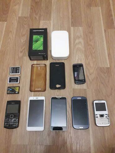 nokia asha - Azərbaycan: Mobil telefon ustalarina lazim olar.Hoffman A300 isləyir batereyası