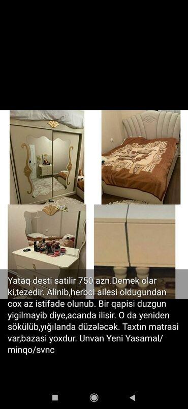 bmw 750 - Azərbaycan: Yataq mebel dəstləri