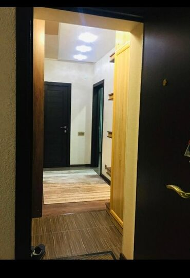 квартира кызыл аскер in Кыргызстан | БАТИРЛЕРДИ УЗАК МӨӨНӨТКӨ ИЖАРАГА БЕРҮҮ: 1 бөлмө, 37 кв. м, Толугу менен эмереги бар