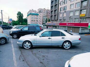 Mercedes-Benz E-Class 4.3 л. 1998