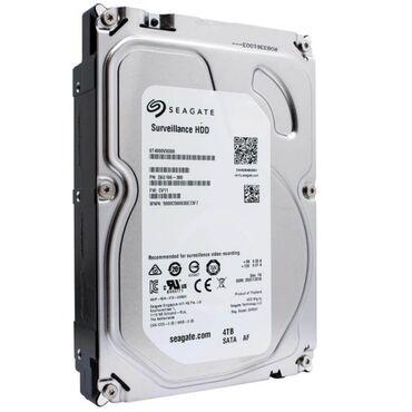 диски момо r18 в Кыргызстан: Жесткий диск Seagate 4TB 5900rpm 64MB Surveillance ST4000VX000