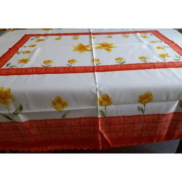 Τραπεζομάντιλο Pelini Home Collection Easy CareΔιαστάσεις: 150 x 200