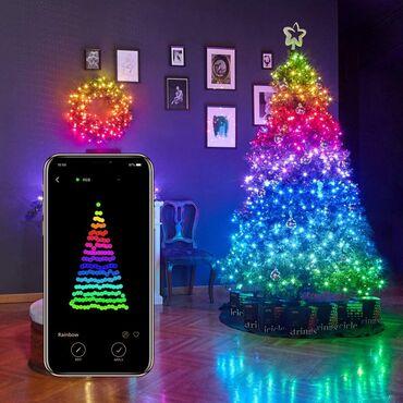 Twinkly 150 LED RGB lampice wi fi /bluetoothGARANCIJA 2