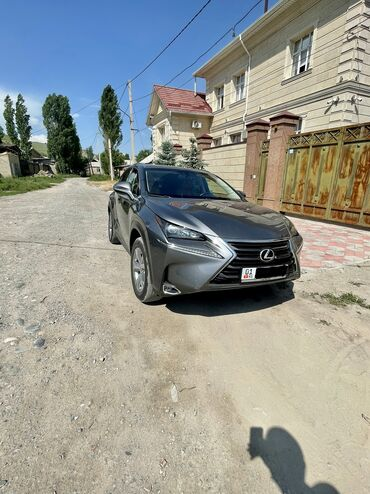 Lexus NX 2 л. 2017 | 147000 км