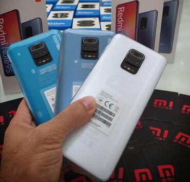 XIAOMI NOT 9S. YADDAS 64 GB. 435AZN. YADDAS 128 GB. 485AZN.Qeydiyatli