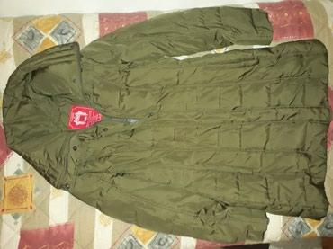 Jakna-perjana - Srbija: Malo korišćena perjana jakna, bez oštećenja