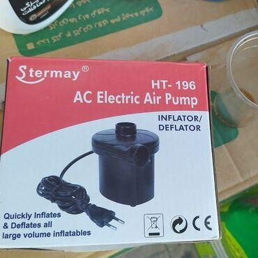 Автоэлектроника - Азербайджан: Elektrikli nasos 4-5 eded gəlib 20mant