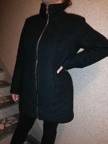 Kaput ženski, velicina 38,tirkiz cene boje