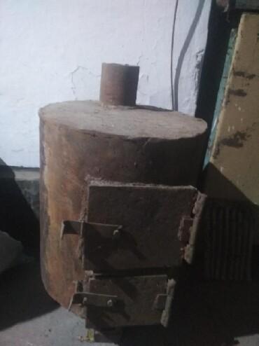 промышленный печь в Кыргызстан: Печь металл толщина 5ка двайная советская