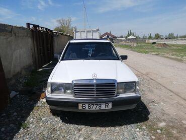 Транспорт - Кызыл-Туу: Mercedes-Benz 190 2 л. 1988