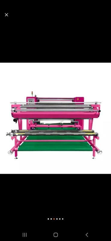 швейная машина веритас цена в Кыргызстан: Каландры, сублимационный машина, термопресс сублимации, роликовый