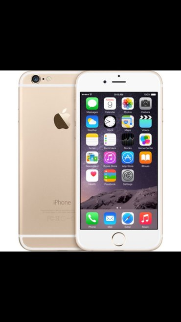 Apple Iphone 6 Gold - 16gb в Бишкек