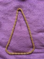 Zensko odelo - Srbija: Zenska ogrlica od nerdjajuceg celika