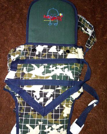 сумка-для-новорожденных в Кыргызстан: Продаю кенгуру, НОВОЕ. Немного повреждена упаковка. Сокулук